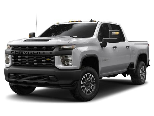 New 2020 Chevrolet Silverado 2500hd High Country Crew Cab Pickup In