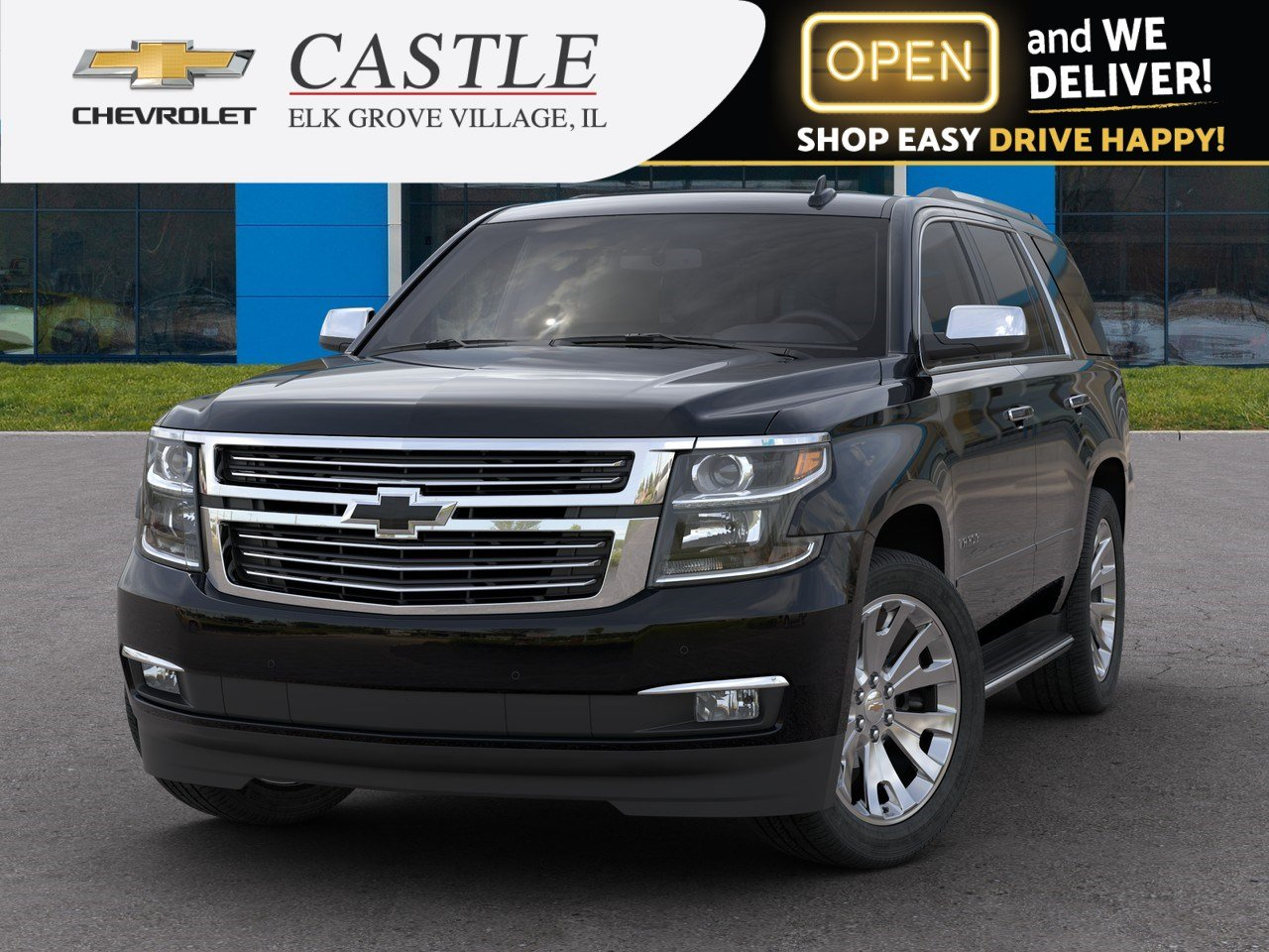 New 2020 Chevrolet Tahoe Premier
