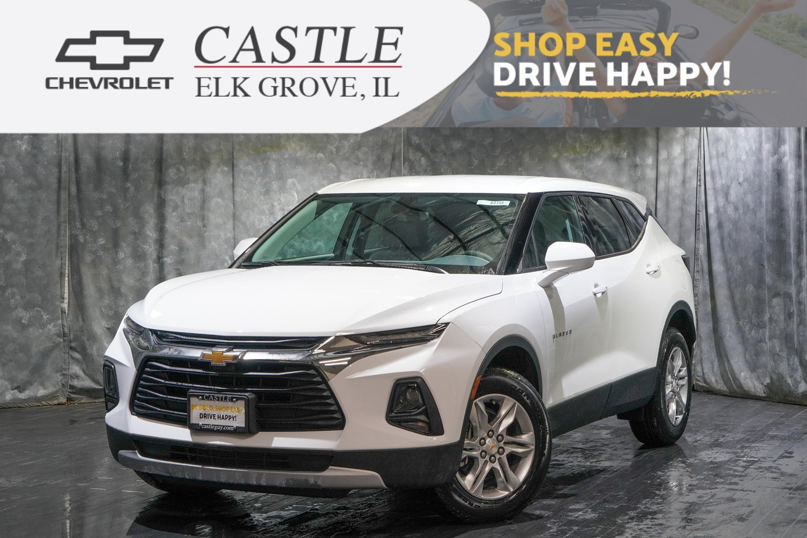 New 2019 Chevrolet Blazer LT