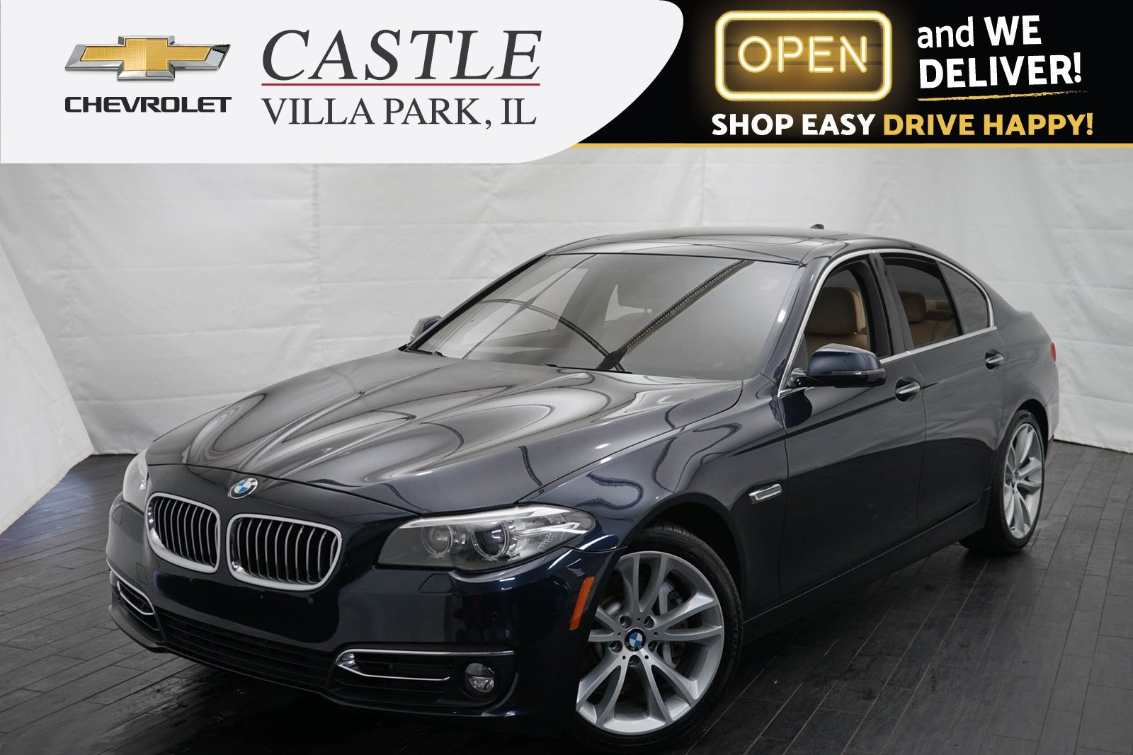 Pre-Owned 2015 BMW 5 Series 535i xDrive
