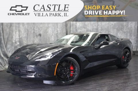 New 2019 Chevrolet Corvette Z51 1LT