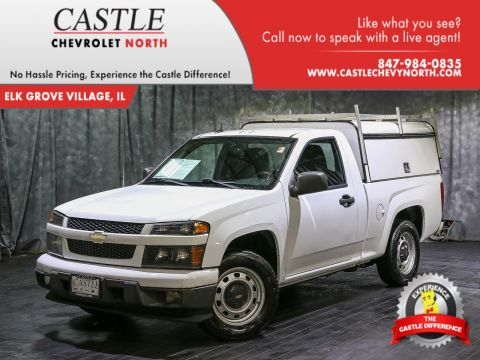 Pre-Owned 2011 Chevrolet Colorado Work Truck