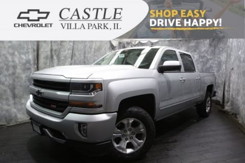 New 2018 Chevrolet Silverado 1500 2LT