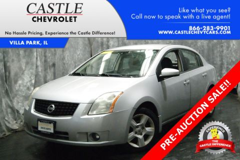 Pre-Owned 2008 Nissan Sentra 2.0 S